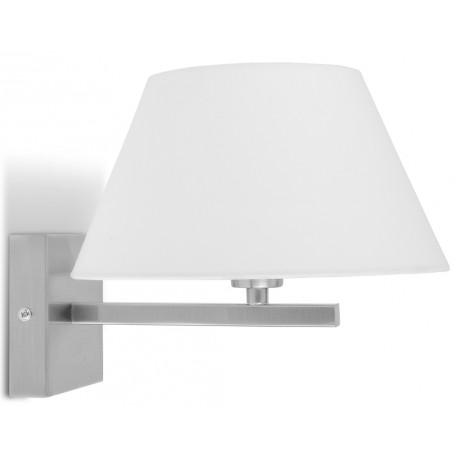 Stylowa lampa ścienna Boston (13x13x23cm) - It's About RoMi