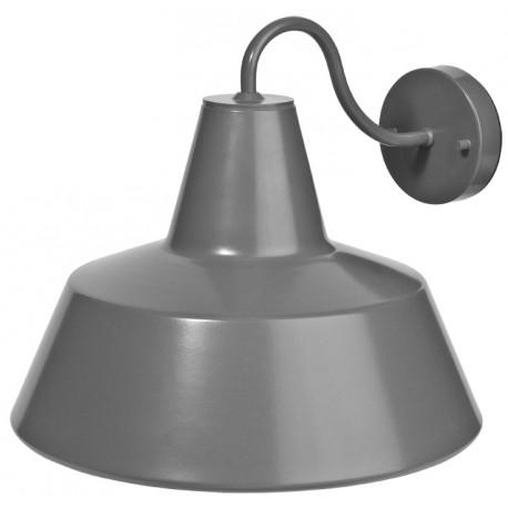 Lampa ścienna Chicago (czarna, biała lub szara) - It's About RoMi