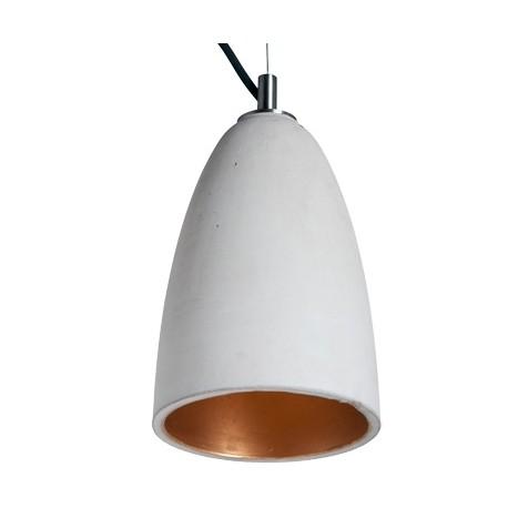 Betonowa lampa wisząca FEBE