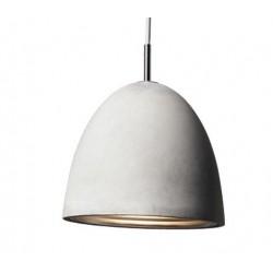 Betonowa lampa wisząca Castle 20