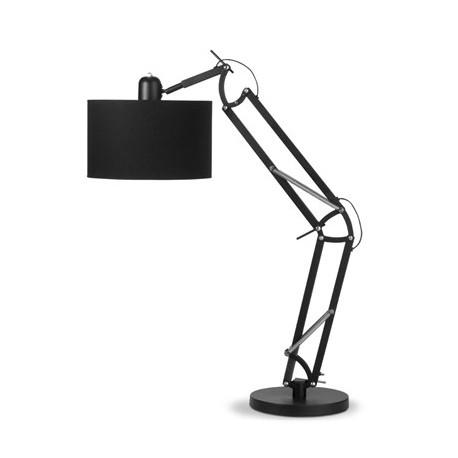 Czarna lampa stołowa MILANO - It's About RoMi