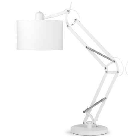 Biała lampa stołowa Milano - It's About RoMi