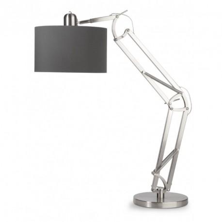 Niklowana lampa stołowa Milano - It's About RoMi