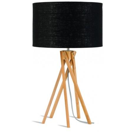 Drewniana lampa stołowa Kilimanjaro - It's About RoMi