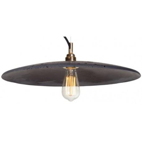 Betonowa lampa wisząca o oryginalnym designie