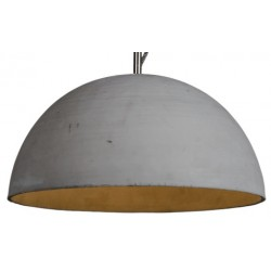 Betonowa lampa wisząca L