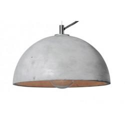 Kulista lampa betonowa M