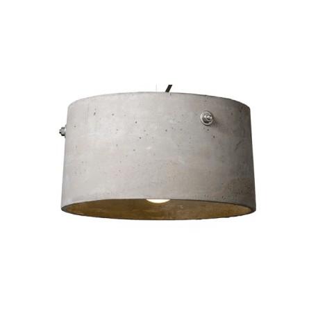 Unikatowa lampa betonowa