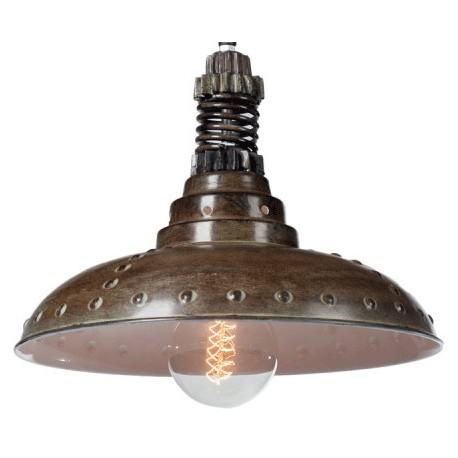 Przemysłowa lampa wisząca (trzy wersje kolorystyczne)