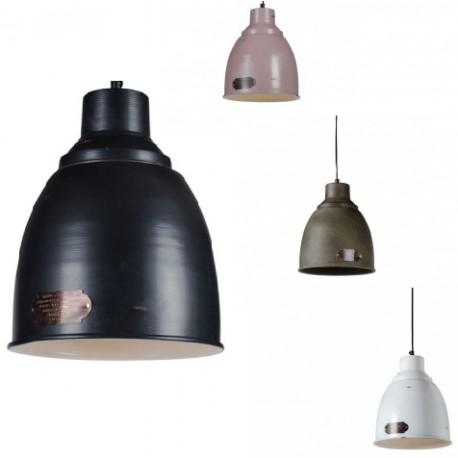 Industrialna lampa wisząca S (cztery kolory)