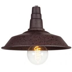 Metalowa lampa industrialna S1 w oryginalnym kolorze