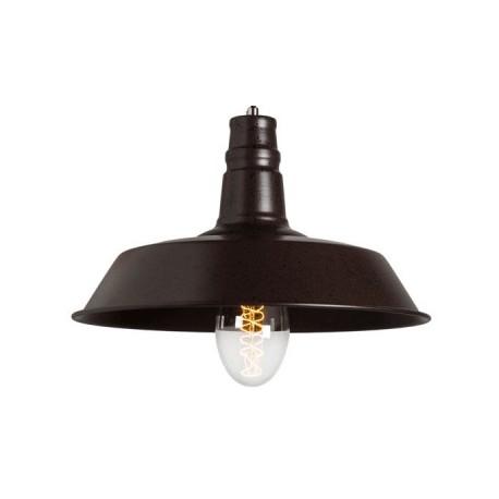 Metalowa lampa industrialna S2