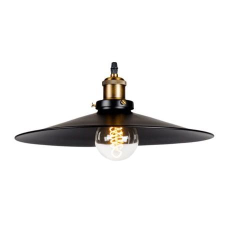 Oryginalna lampa w industrialnym stylu