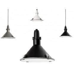 Solidna lampa industrialna