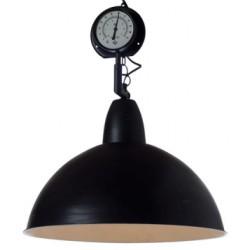 Przemysłowa lampa wisząca - Black