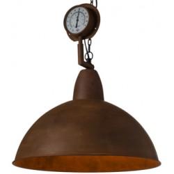 Rdzawa lampa przemysłowa - Rusty