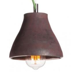 Oryginalna lampa ze stali