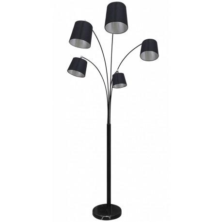 Lampa podłogowa TREE BLACK