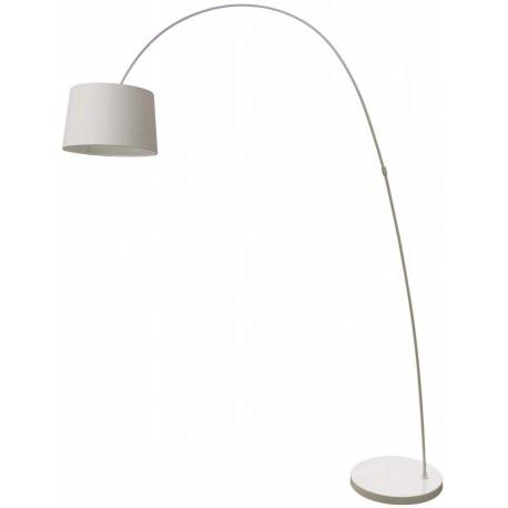 Nowoczesna lampa stojąca WHITE
