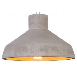 Lampa wisząca o oryginalnym kształcie