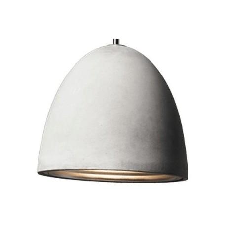 Minimalistyczna lampa wisząca BETON LIGHT