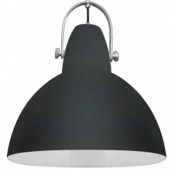 Czarna lampa wisząca - Black