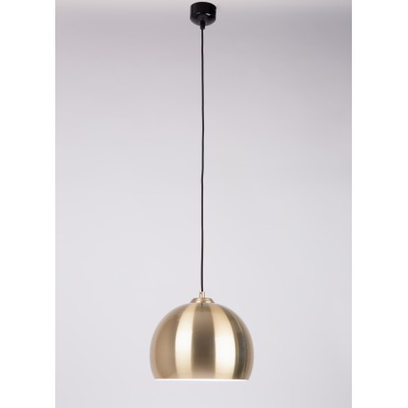 Mosiężna lampa wisząca Big Glow - Zuiver