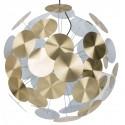 Mosiężna lampa wisząca Plenty Work - Zuiver