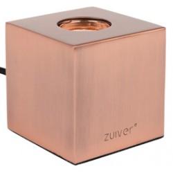 Miedziana lampka stołowa Bolch - Zuiver