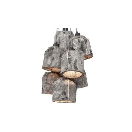 7-abażurowa lampa Aspen - It's About RoMi