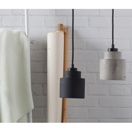 Betonowa lampa wisząca LEFT CONCRETE - Zuiver