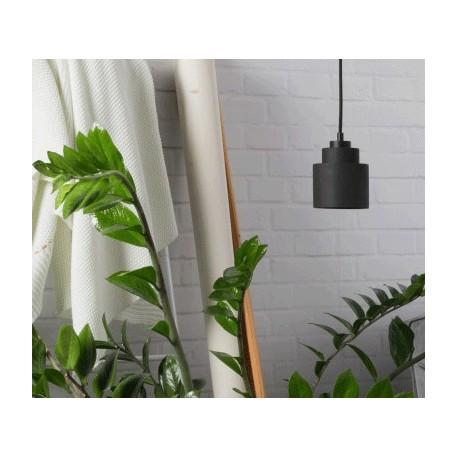Czarna lampa wisząca LEFT BLACK - ZUIVER