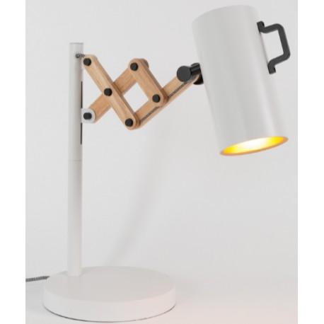 Oryginalna lampa stołowa FLEX (biała) - ZUIVER