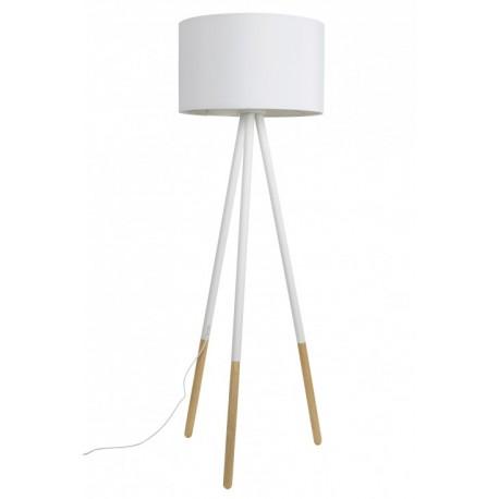 Biała lampa tripod Highland marki ZUIVER