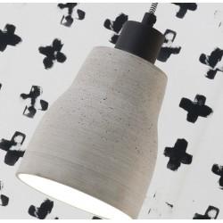 Nowoczesna lampa betonowa CADIZ (1 klosz) - It's About RoMi