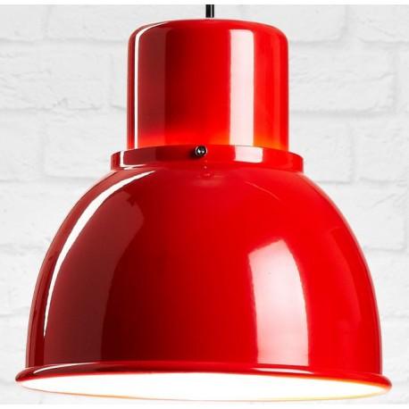 Grafitowa lampa industrialna Reflex Mini (różne kolory)