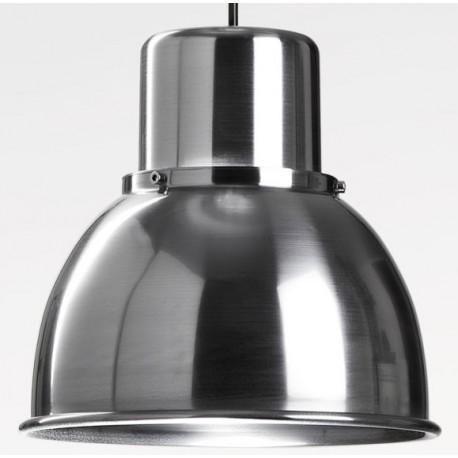 Stalowa lampa industrialna - Reflex Mini Silver