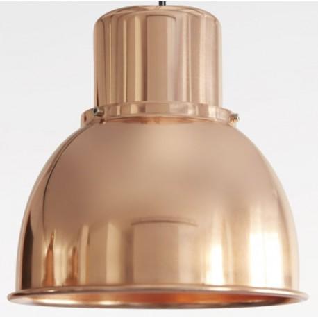 Miedziana lampa wisząca Reflex Mini Cooper