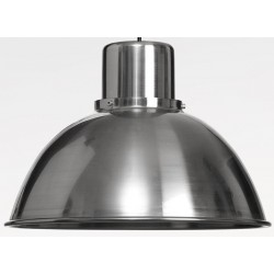 Stalowa lampa Reflex Maxi Silver