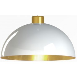 Duża lampa metalowa  Reflex XL Gold