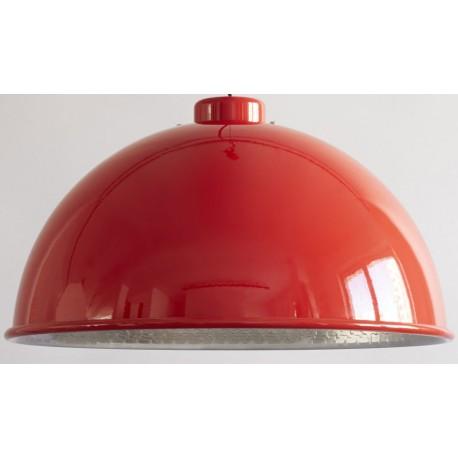 Metalowa lampa wisząca XL - Reflex Double