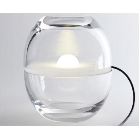 Unikatowa lampka stołowa Avocado