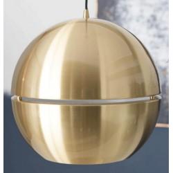Złota lampa wisząca RETRO GOLD r40 - ZUIVER