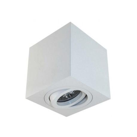 Kwadratowy plafon natynkowy - PP P201