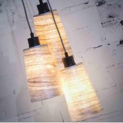 Niezwykła lampa wisząca SAHARA (splot 3) marki It's About RoMi