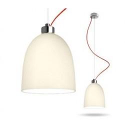 Pistacjowa lampa wisząca AWA – marki Sotto Luce