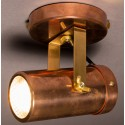 Miedziany reflektor Scope-1 marki Dutchbone