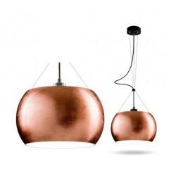 Lampa wisząca Momo marki Sotto Luce - Płatki Miedzi