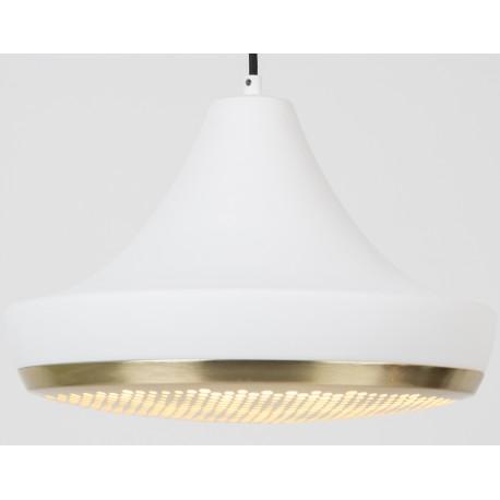 Biała lampa wisząca GRINGO marki Zuiver