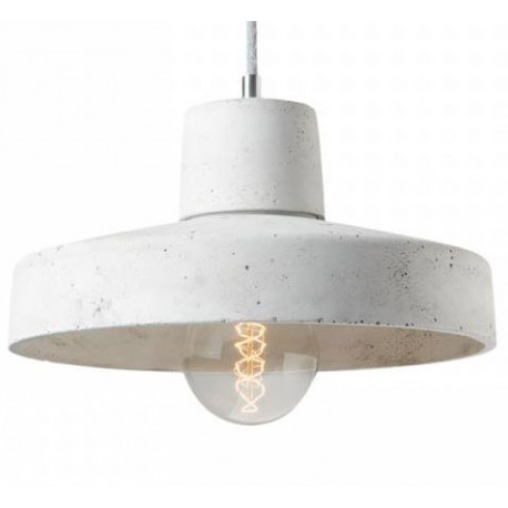 Betonowa lampa wisząca KORTA 2 Concrete